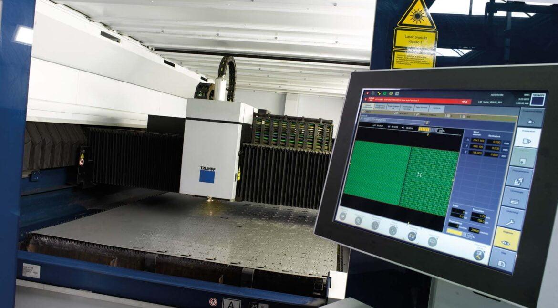 lasermachine slabinck